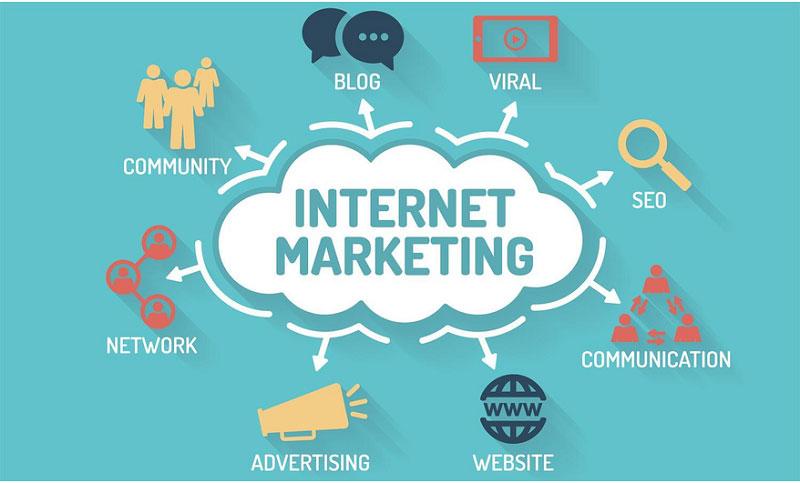 Kênh tiếp thị online