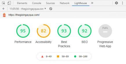 Đối tác tối ưu - tăng tốc website
