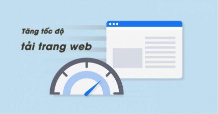 Tăng tốc độ website nhanh nhất khi sử dụng dịch vụ tối ưu website của DGO